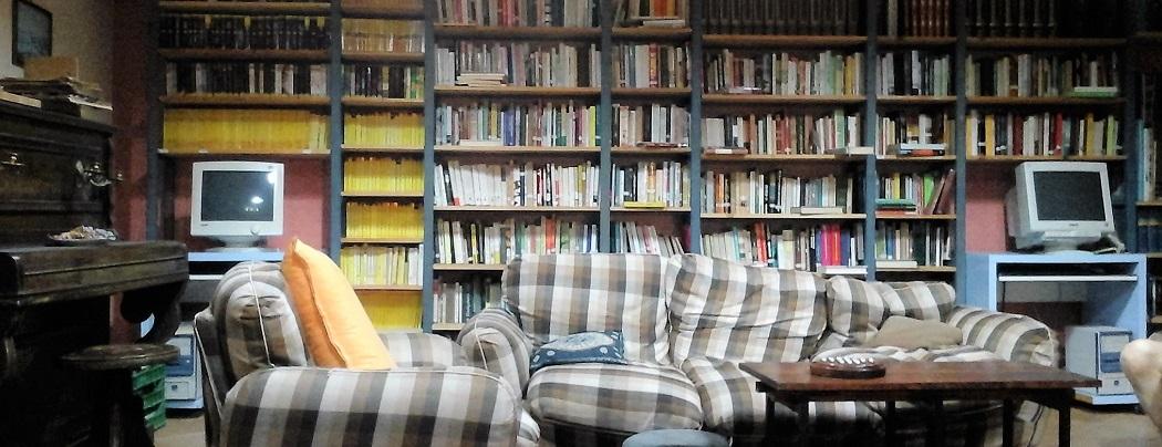 Centro - biblioteca