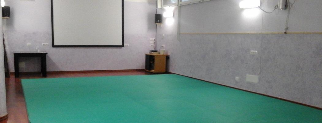 Centro - palestra