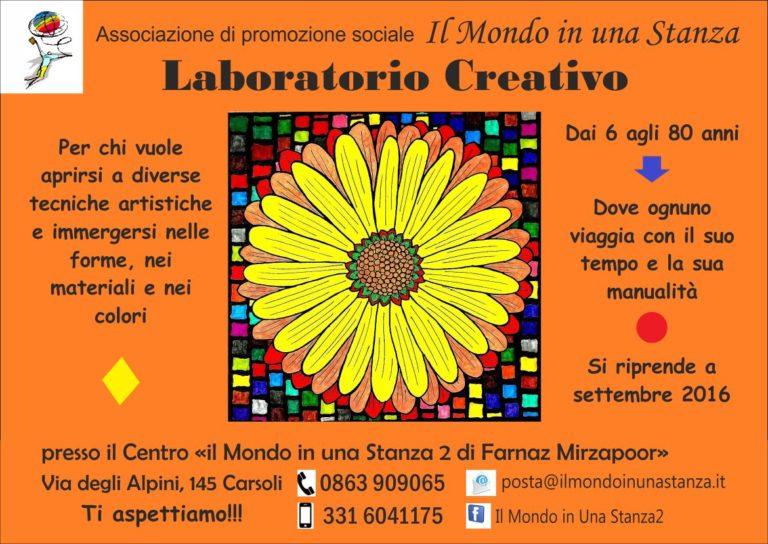 Volantino creativo web